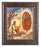 Our Lady Of Guadalupe with Juan Diego Art Deco Fm 10.25X12.25-inch8X10Prt