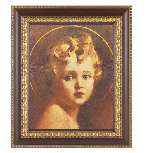 Chambers,Light Of World Cherry Frame 10.25X12.25-inch 8X10 Print