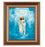 Christ Welcoming Home In Cherry Frame 10.25X12.25-inch 8X10 Print