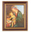 Botteccelli-Madonna And Child Cherry Frame 10.25X12.25-inch 8X10Prt