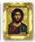 Christ Teacher 4.5-inchX3.5-inch Antique Gold Frame
