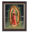 Our Lady Of Guadalupe In Walnut Frame 10.25X12.25-inch 8X10Prt
