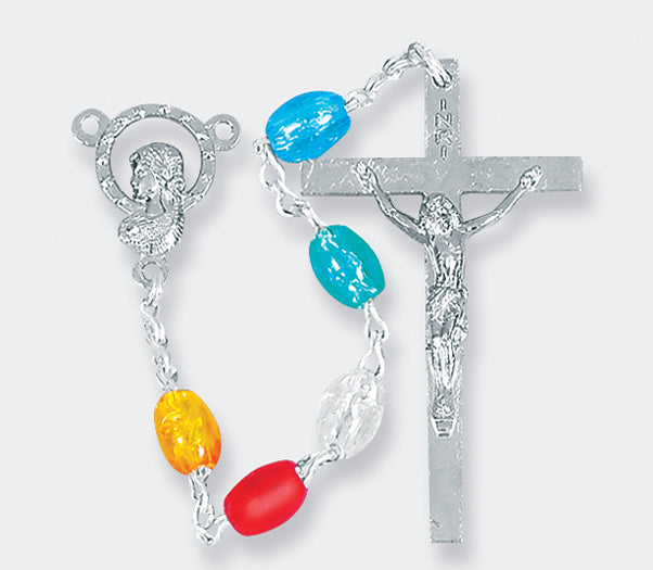 Multicolor Mission Rosary