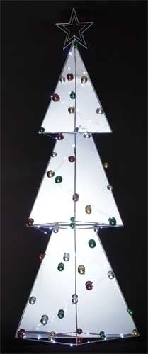 72-inch LED Tree With Ornaments (Kd)