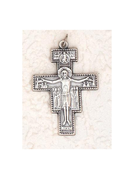 25-Pack - San Damiano Cross - 1-1/2 inch