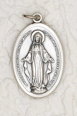 1 inch Miraculous Medal