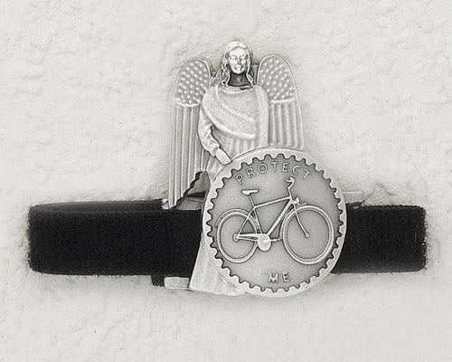3-Pack - CAR VISOR- Bicycle with Angel
