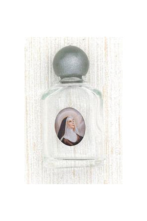 12-Pack - Saint Rita Holy Water Bottle