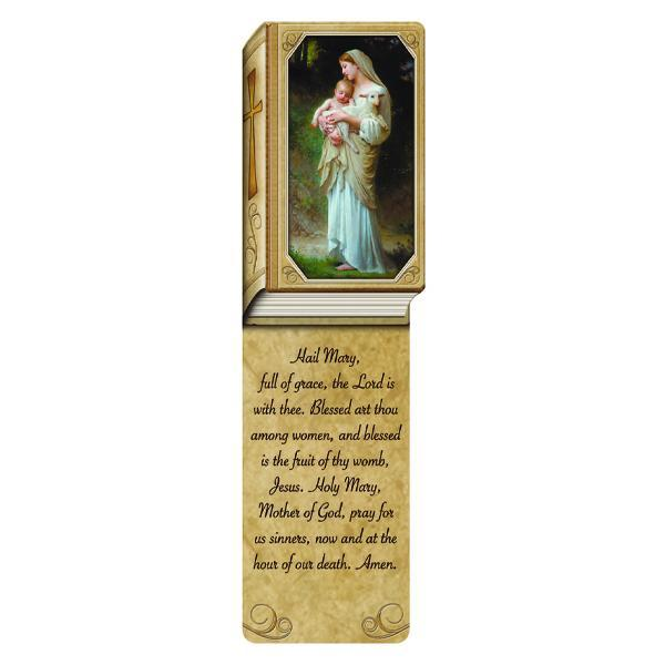 Book Shaped Laminated Bookmarks - The Innocence