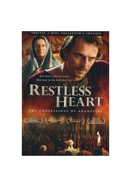 Restless Heart DVD