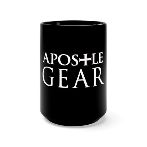 Black Apostle Gear Mug
