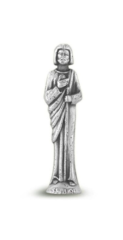 10-Pack - Saint Jude Pocket Statue