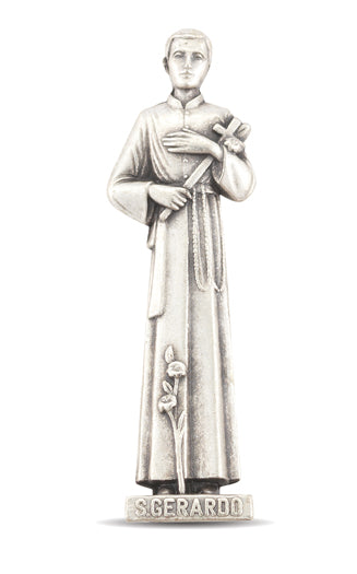 10-Pack - Saint Gerard Pocket Statue