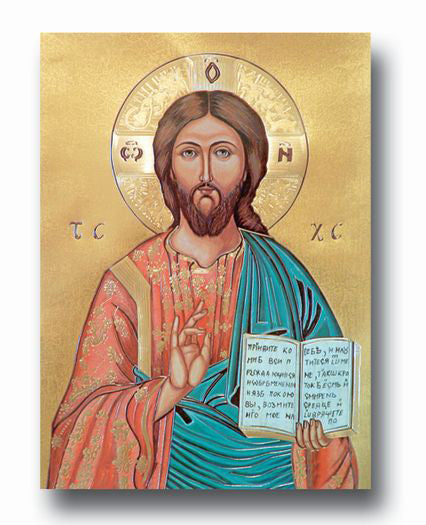 Christ/Teacher Poster 19 X 27  Poster