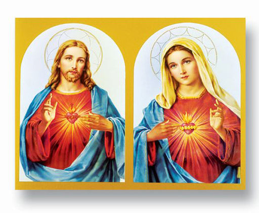 19 X 27  The Sacred Hearts Poster