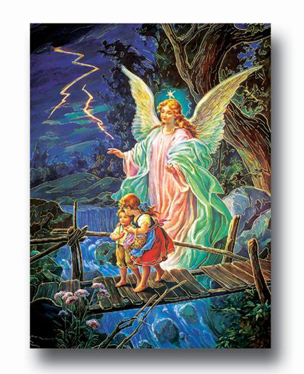 Guardian Angel Poster 19 X 27