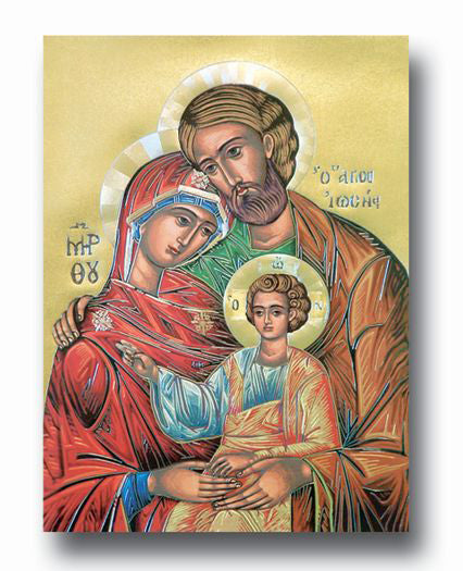 Holy Family Poster 19 X 27