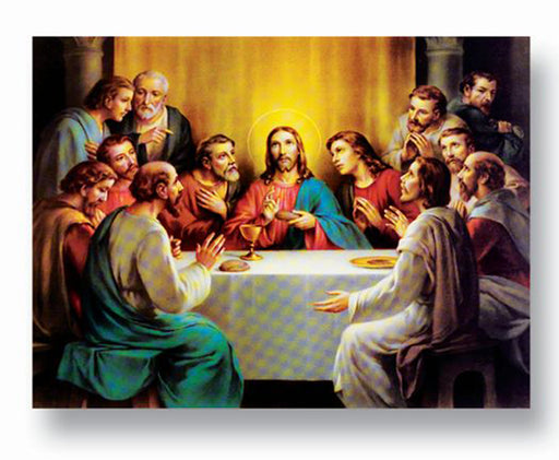 19 X 27  Last Supper Poster