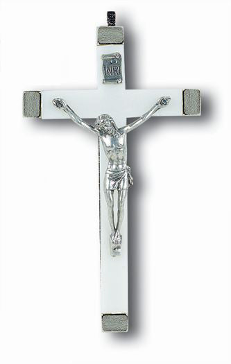 Nickel Bound Luminous Crucifix 3-Pack