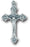 2-inch Oxidized Crucifix 25-Pack