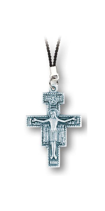 San Damiano Crucifix On Cord