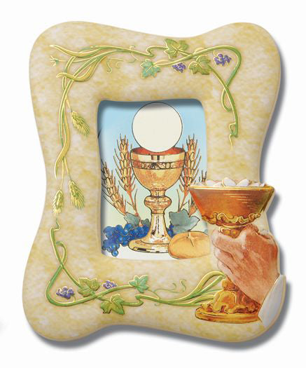 Communion Frame With Chalice