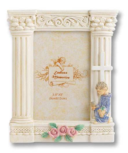 First Communion Frame (Boy)