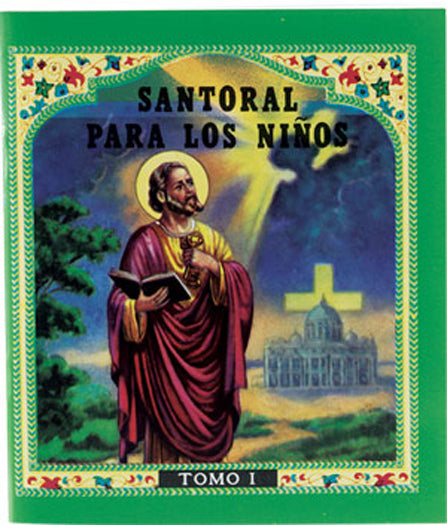 Spanish Saint s Books Set Of 4 Books
