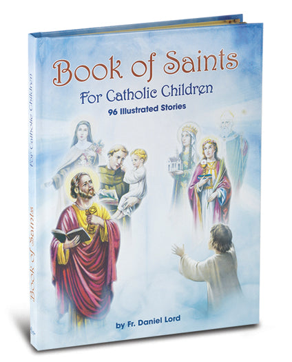 Book Of Saint s For Catholic Children