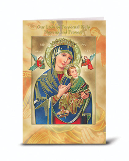 Our Lady Of Perpetual Help Novena Book 10-Pack