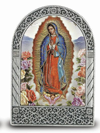 Our Lady Of Guadalupe Easel