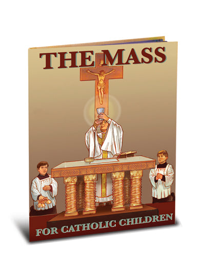 Book The Mass Explained And Illustrated