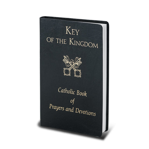 Black Key Of The Kingdom, Large Print Edition