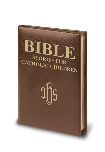 Brown Bible Stories For Children