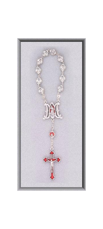 Divine Mercy One Decade Rosary Dm and Jesus I Trust