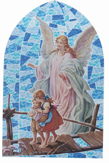 Guardian Angel Liturgical Glass Stand