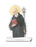 2-inchX2 3/4-inch Saint Benedict Statuette With Base 5-Pack