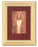 Sacred Heart of Jesus Italian Fresco Plaque