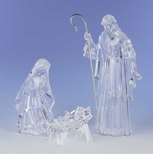 3Pc Saint 15.5-inch Holy Family Figurine