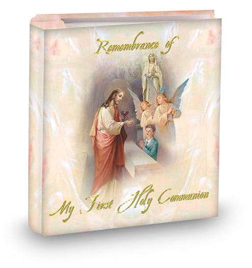 First Communion Boy Album