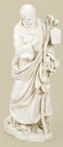 39-inch Scale White Saint Joseph