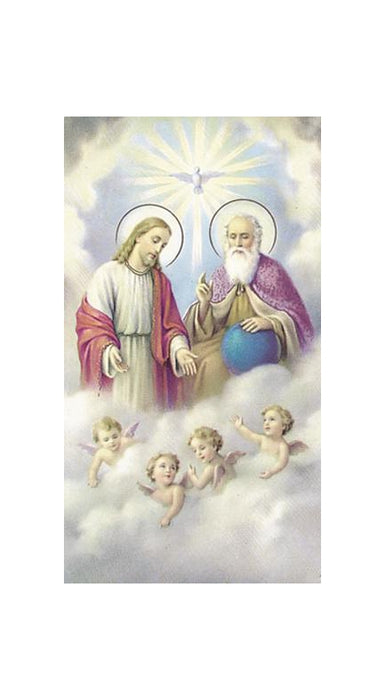 100-Pack - Holy Trinity Holy Card