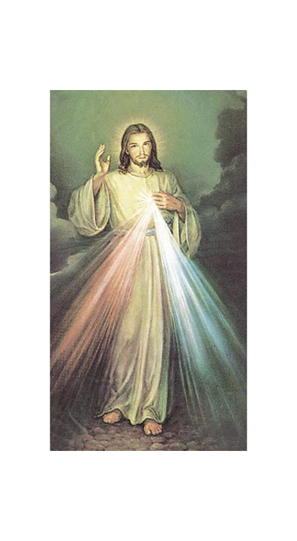 100-Pack - The Divine Mercy