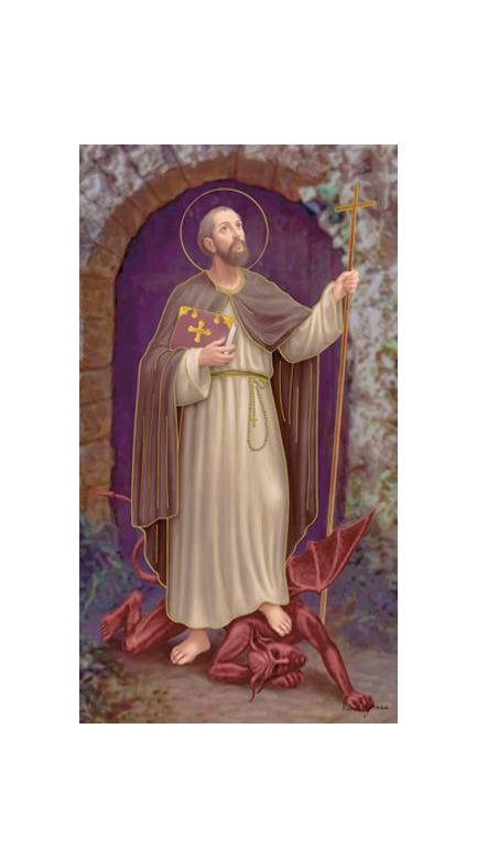 100-Pack - Saint William Holy Card