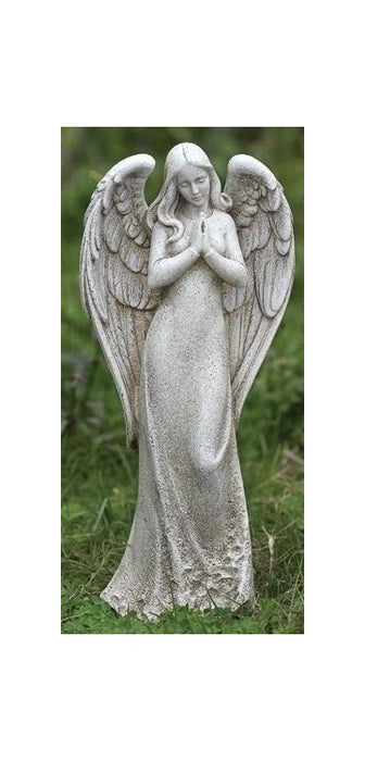14.5-inch Praying Angel Figurineure