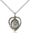 Sterling Silver Saint Christopher Necklace Set