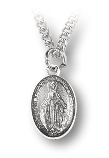 Miraculous Medal On Chain