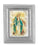 3 3/4-inchX4 1/2-inch Silver Frame Our Lady Of Grace 2.5X3.5-inchPrint