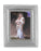 3 3/4-inchX4 1/2-inch Sil Frame Our Lady Of Divine Innocence 2.5X3.5-inchPrt