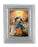 3 3/4-inchX4 1/2-inch Sil Frame Our Lady Untier Of Knots 2.5X3.5-inchPrint